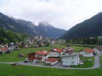 Tyrol, AT, valley