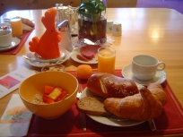 Tyrol, AT, breakfast